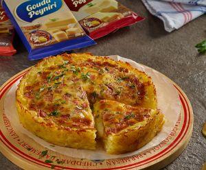 3 President Cheese Tart