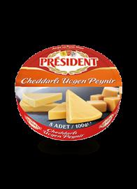 President Cheddarlı Üçgen Peynir