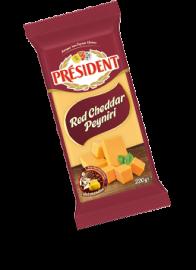 Red Cheddar Peyniri