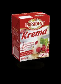 President Cream